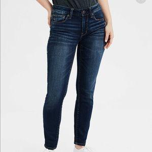 American Eagle Skinny Super Stretch Denim Jeans